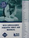 Aquatic First Aid Course Book